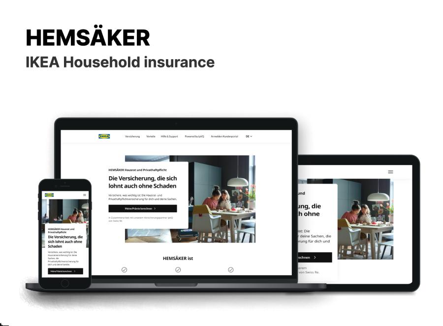 HEMSÄKER featured image with mock-ups